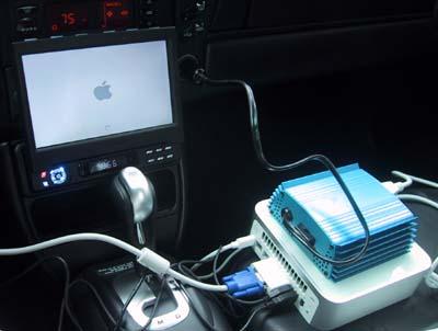 in car computer mac mini