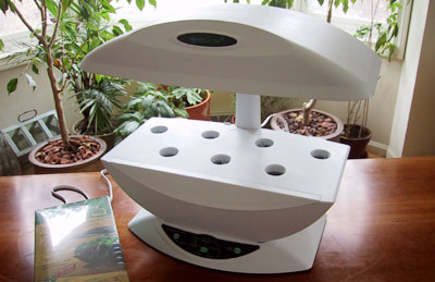 aerogarden reviews 2012