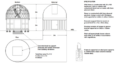 image gallery observatory plans gallery for gt number one observatory circle floor plan
