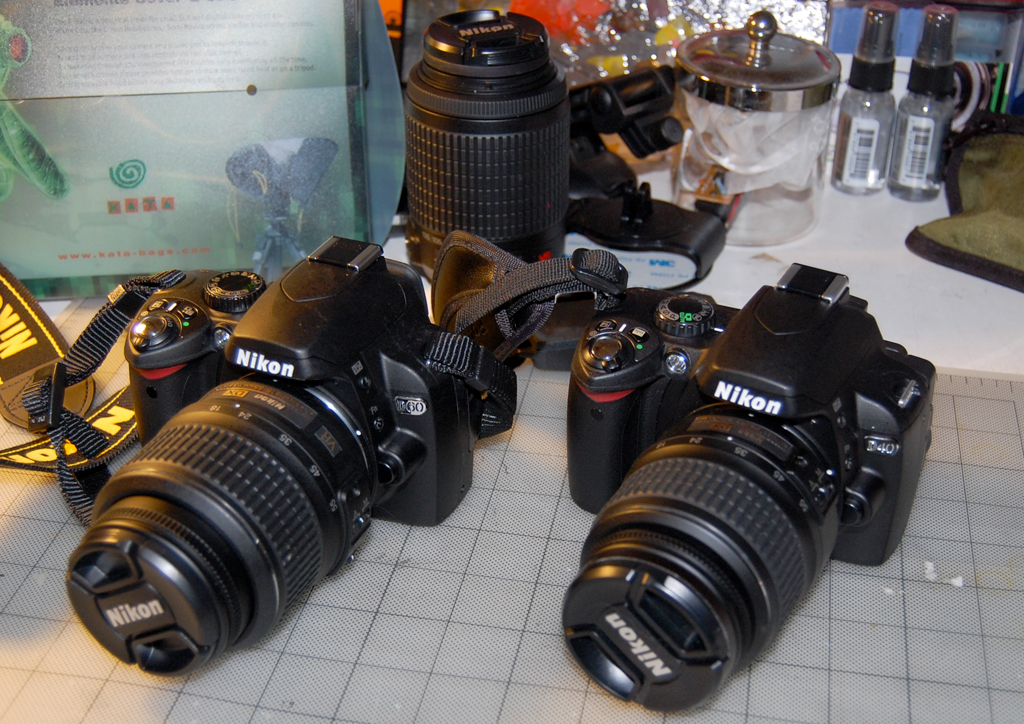 nikon d60 kit. a brand new Nikon D60 as