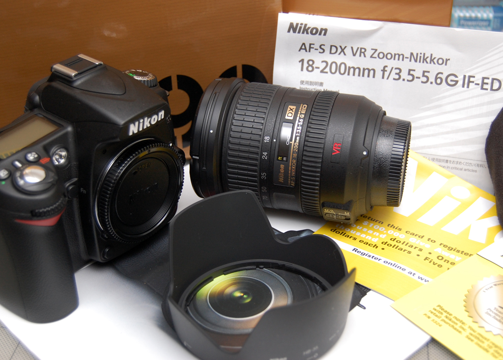 long zoom lens for nikon d90