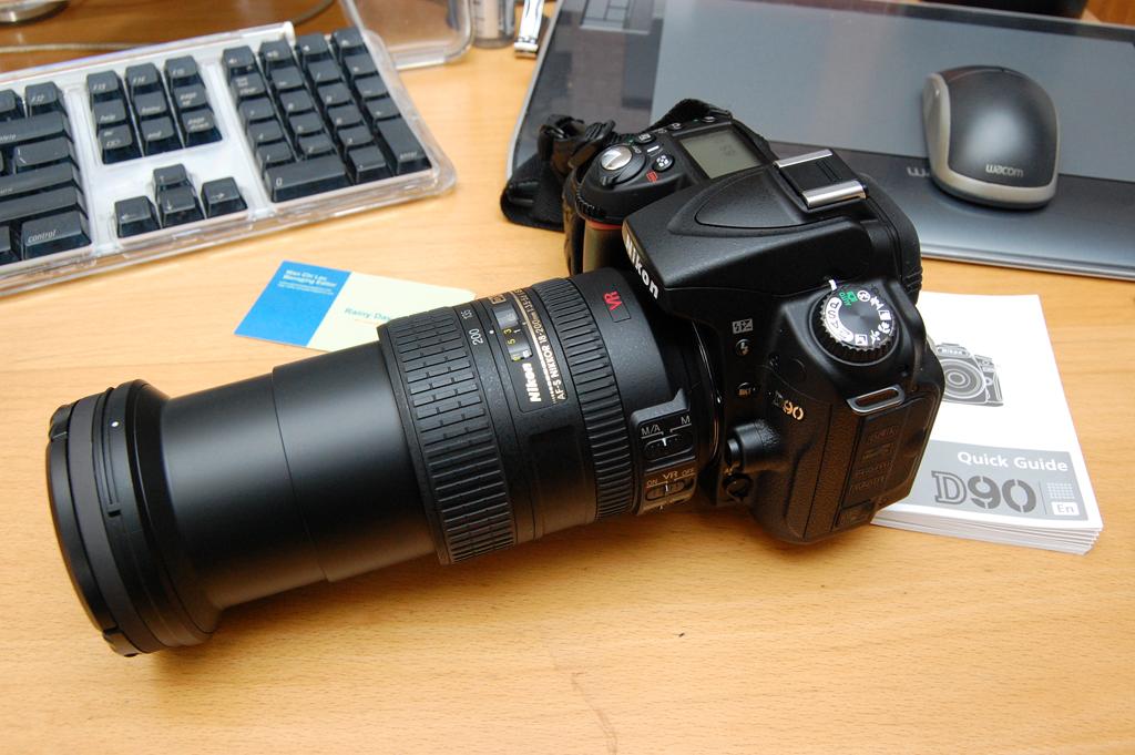 Lens 200mm 18-200mm vr Lens