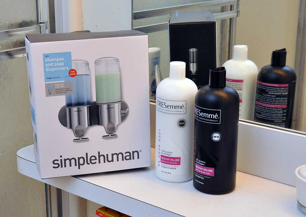 Shower Soap Dispenser Simplehuman Automatic Soap Dispenser