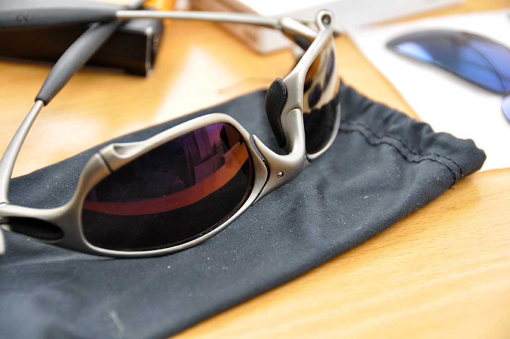 oakley glass replacement  these juliet x metal sunglasses have