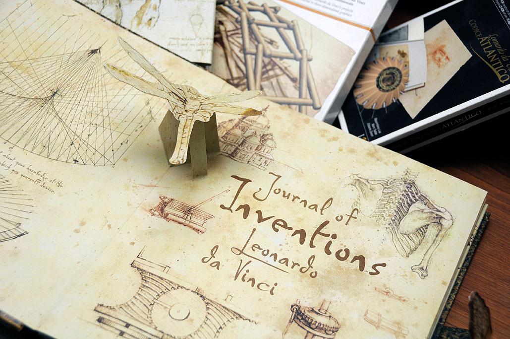 inventions leonardo da vinci