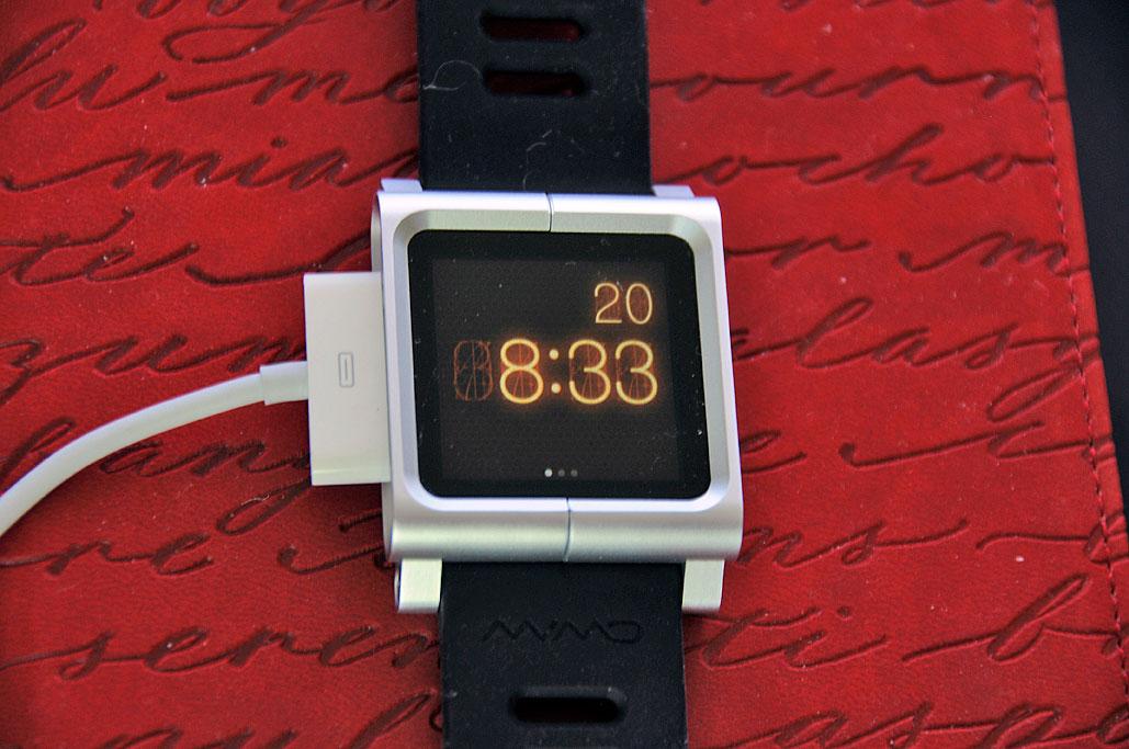 iPod nano : watch faces   RainyDayMagazine