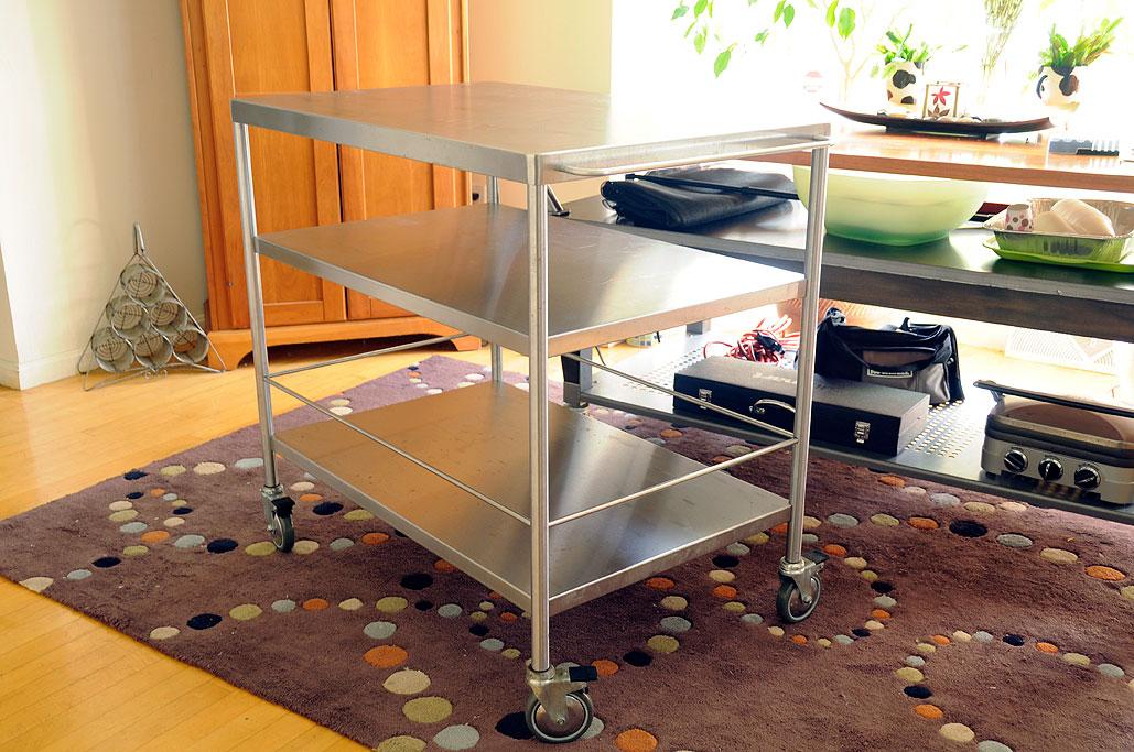 Ikea Schuhschrank Edelstahl ~ Cart Is Not A Heavy Duty Utility Cart The Cart