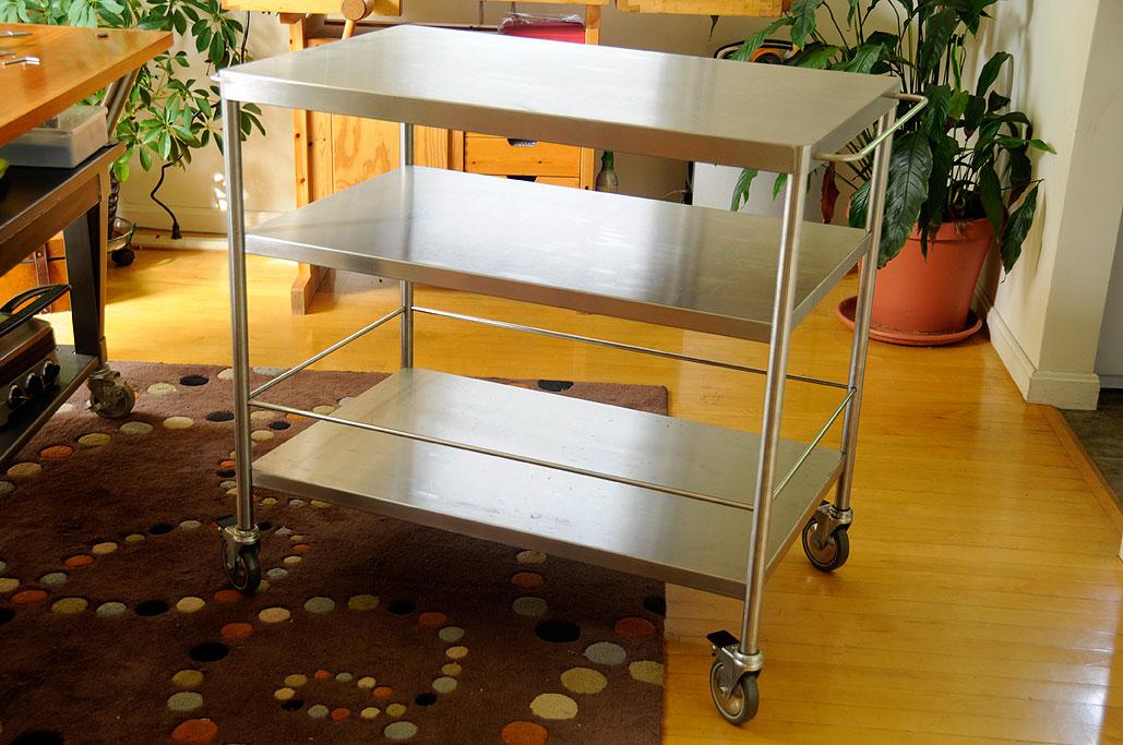 Ikea Rolling Cart Hacking Ikeau0027s Frhja Kitchen Cart Kids Craft Cart Kitchen Cart From