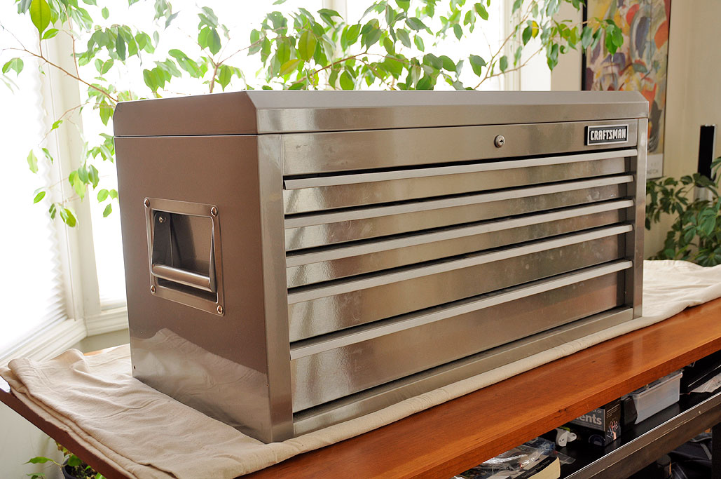 Diy Metal Tool Chest