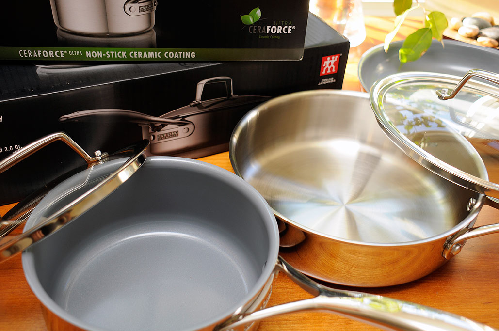 Ceramic coated cookware australia ceramic coated cookware for Kitchen craft cookware reviews